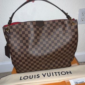 Louis Vuitton Graceful MM damier ebene BRAND NEW